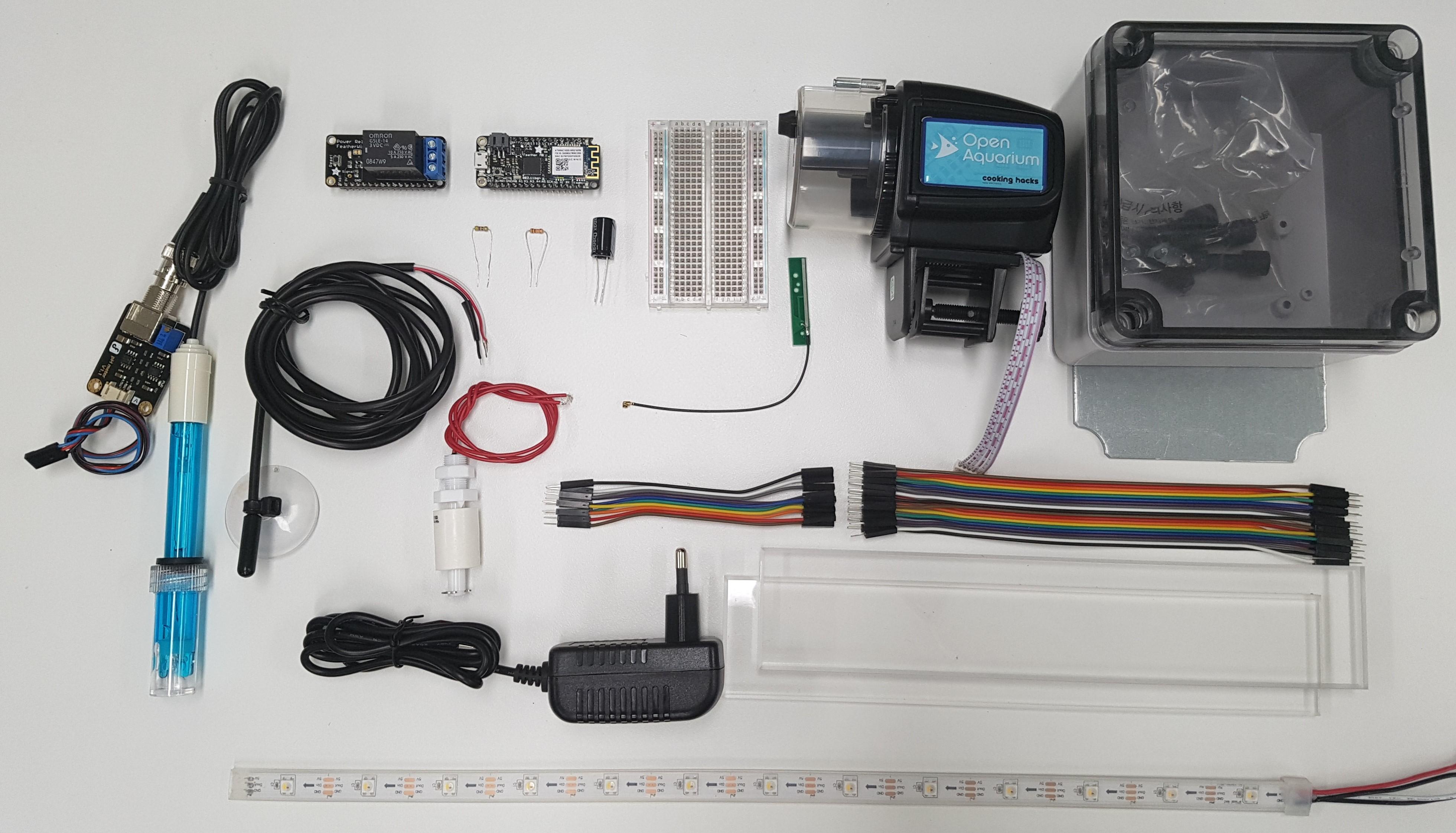 nCube:Thyme for Arduino Application : nCube Aqua (English) · IoTKETI