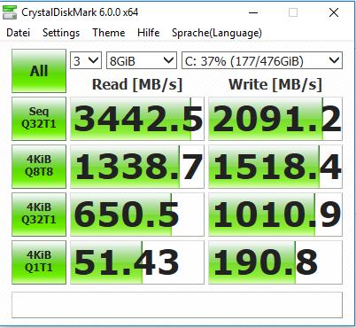 OPAL FAILED - PBA v1 51, Samsung 960 Pro NVMe, UEFI64