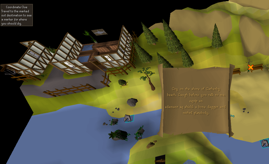 Clue scrolls with incorrect steps · Issue #1309 · runelite/runelite
