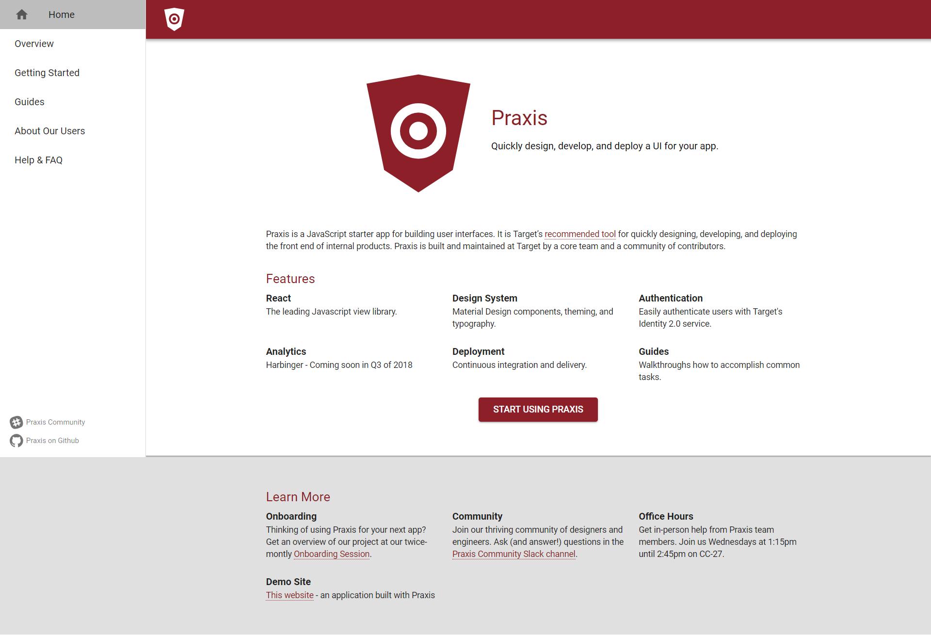 praxis_homepage_1