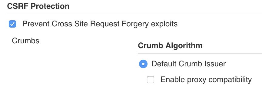 Successfully integrate Jenkins But Couldn't Fetch Job