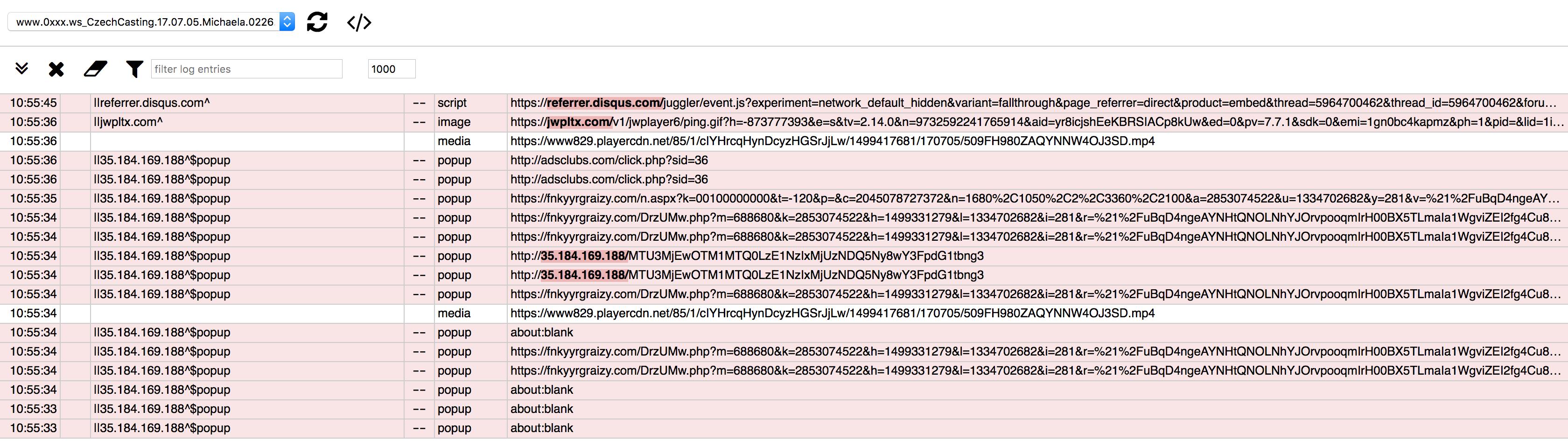 nswf] bitporno – popup + new tab · issue #497 · ublockorigin