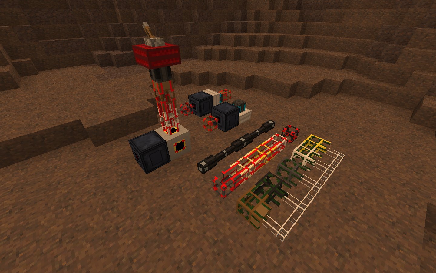 Galacticraft's electrical system is not yet compatible with