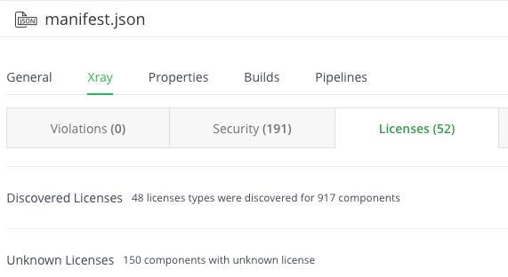 xray-licenses-count
