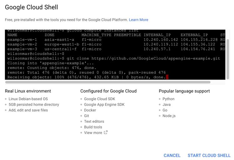Gcp Google Compute Platform Google Certified Professional