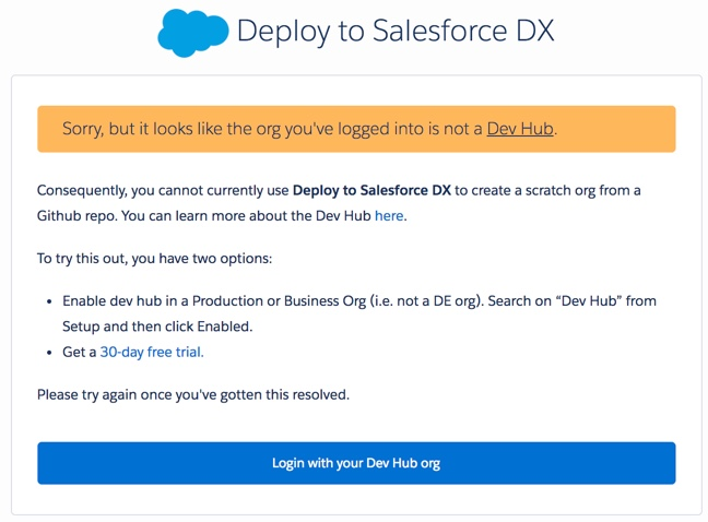 Salesforce DX (Developer eXperience) deep dive – Index