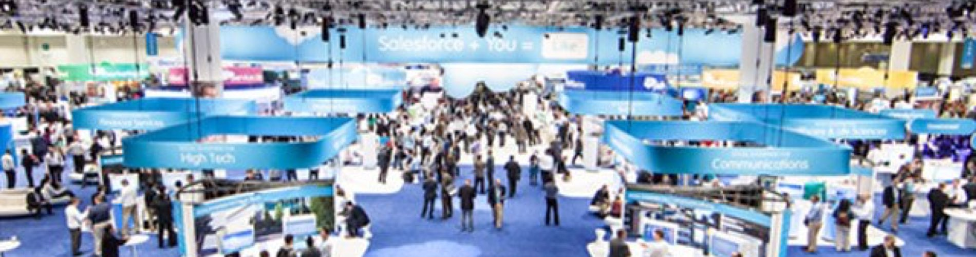Salesforce exhibitors (partners) feature image
