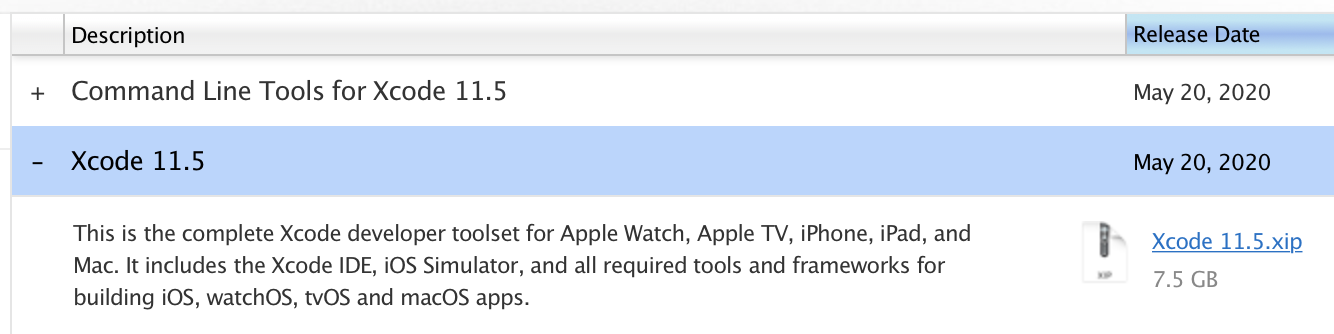 xcode-select-ver
