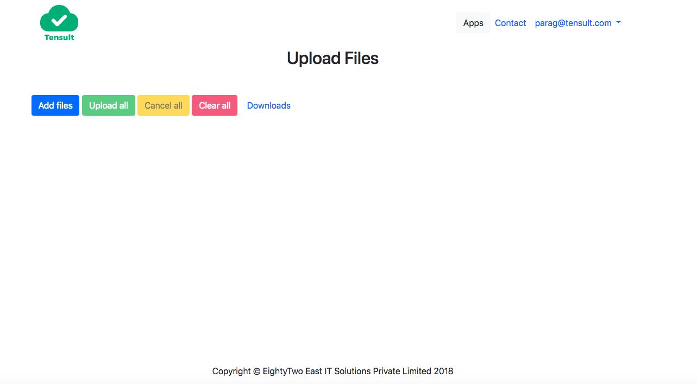 GitHub - tensult/ngx-s3-upload: Angular 6: S3 uploads using