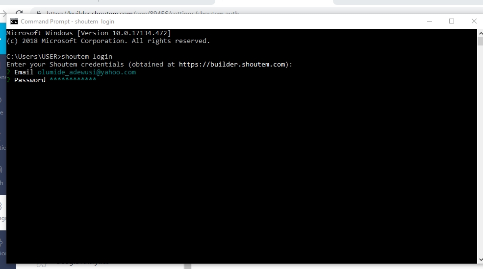 i cant login to clone my app · Issue #51 · shoutem/cli · GitHub