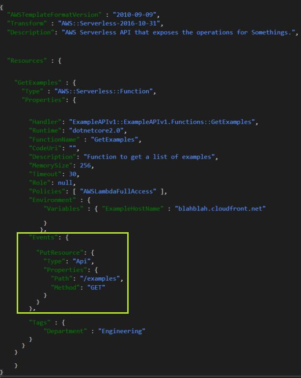 Developers - Support API Gateway Logging Metrics, Usage