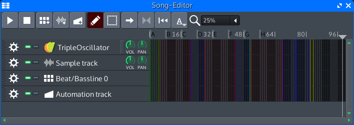 Time Signature in Song Editor · Issue #3734 · LMMS/lmms · GitHub