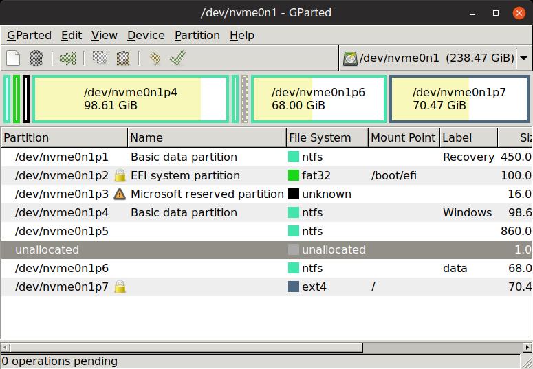Gparted won't have yaru theme under ubuntu 18 04 · Issue