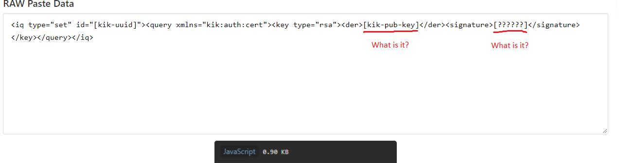Verify kik account · Issue #62 · tomer8007/kik-bot-api-unofficial
