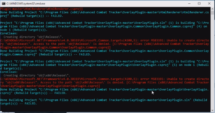 Plugin Initialization Failed (loadFromRemoteSources switch