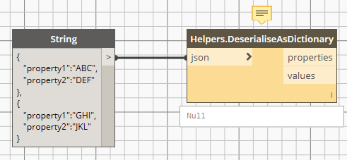 Wish: Support for deserializing JSON containing multiple items