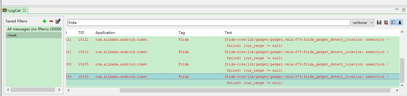 Frida Gadget Detect Location Assertion Failed Our Range Null Issue 303 Frida Frida Core Github
