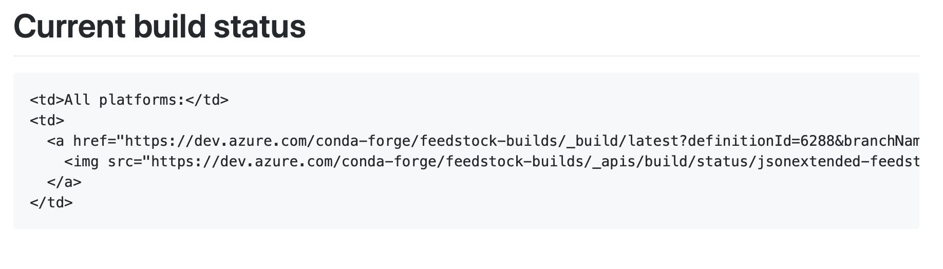 conda-forge - Bountysource
