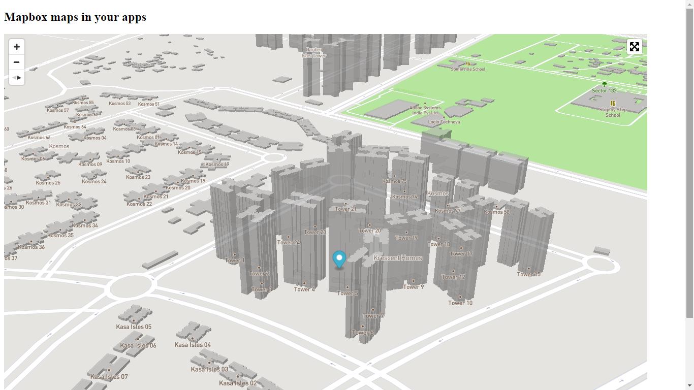 GitHub - Aju100/3DmapsDjango: How to Add Maps + 3D buildings