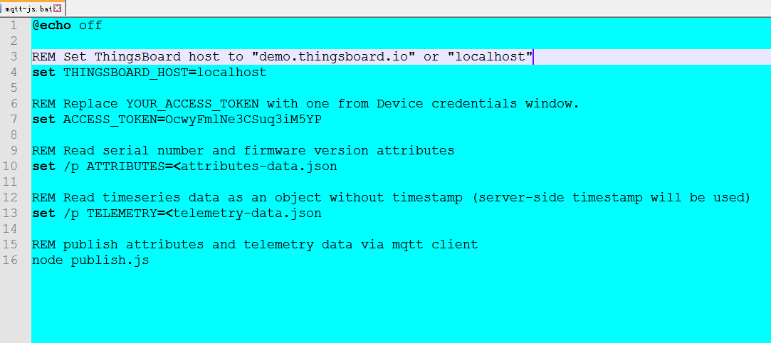 The locally installed THINGSBOARD cannot get telemetry data  · Issue