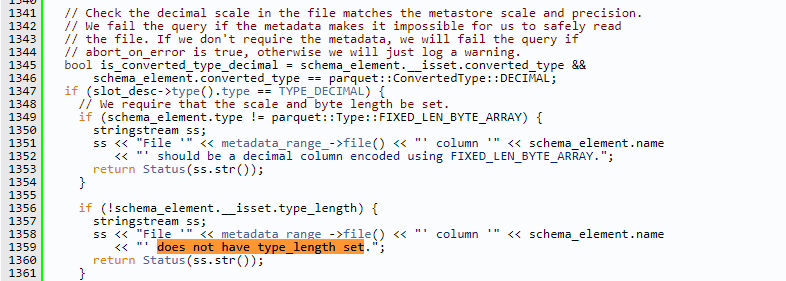 nulable Decimal column Type_length issue · Issue #241