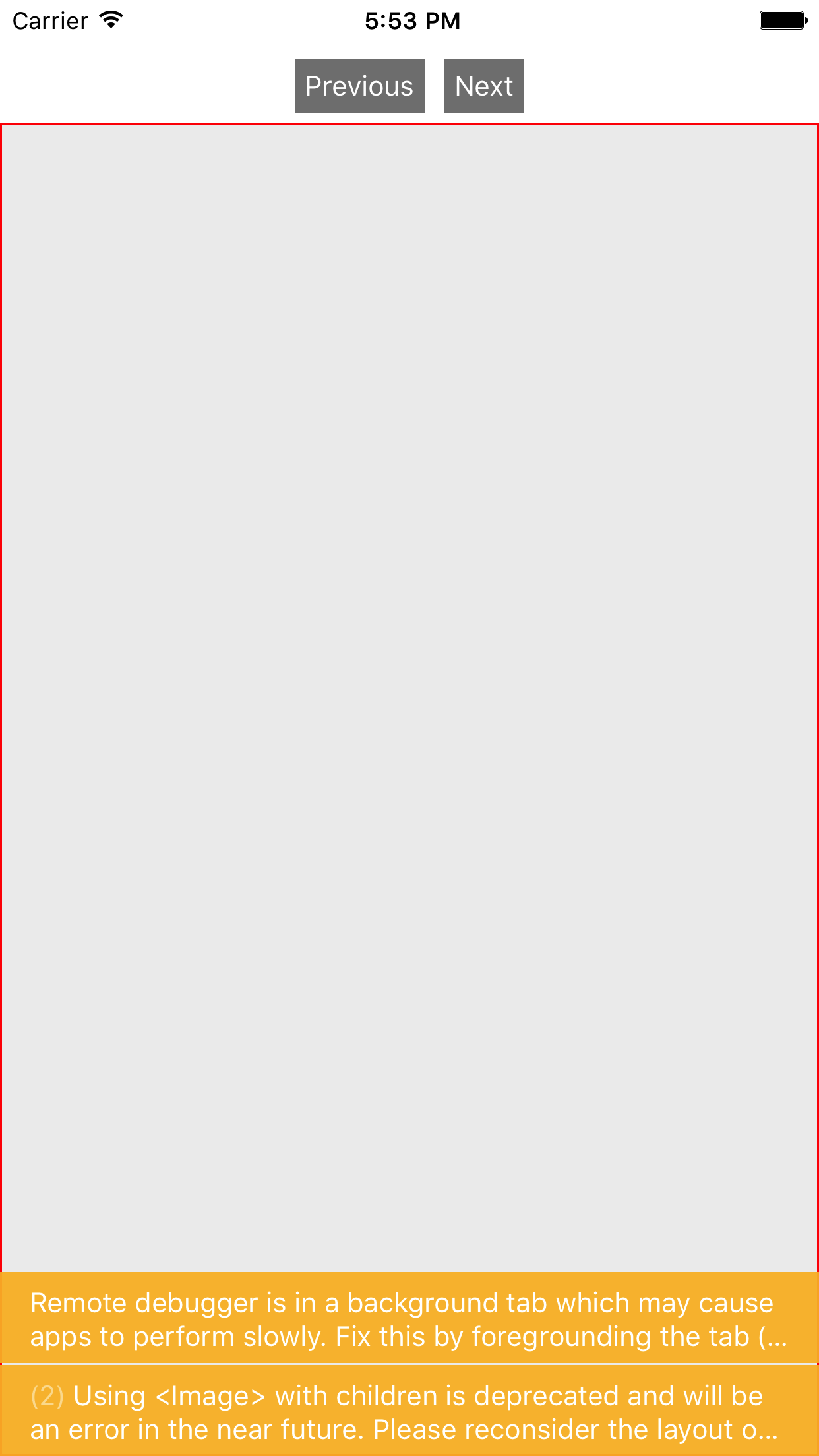 Anroid and Ios both show blank red box · Issue #32 · wonday