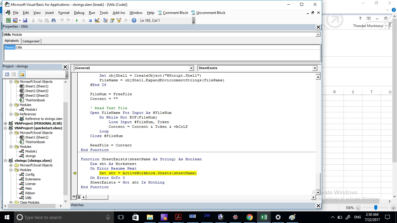 Run Time Error 9 Subscript Out Of Range With Sheet Xlwings Conf