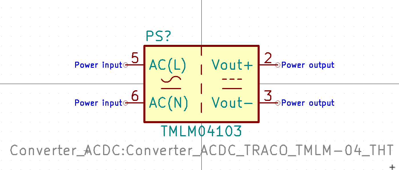 Add isolation lines to ACDC converter symbols · Issue #429