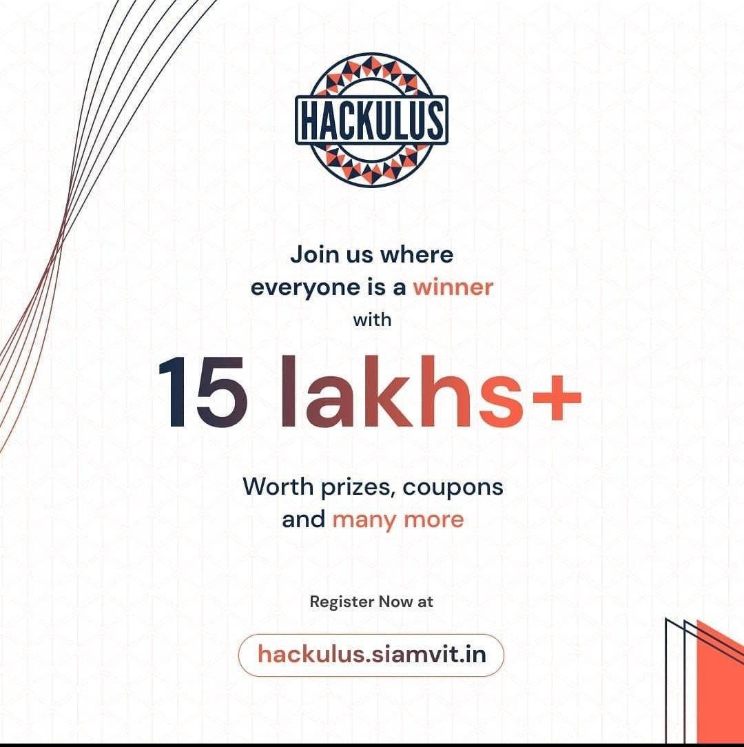 Hackulus Hackathon | Judge
