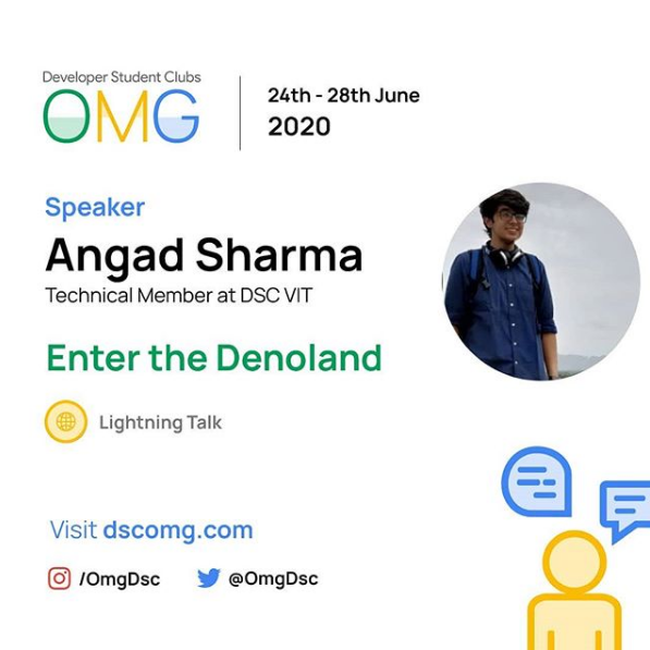 DSC OMG | Enter the Denoland