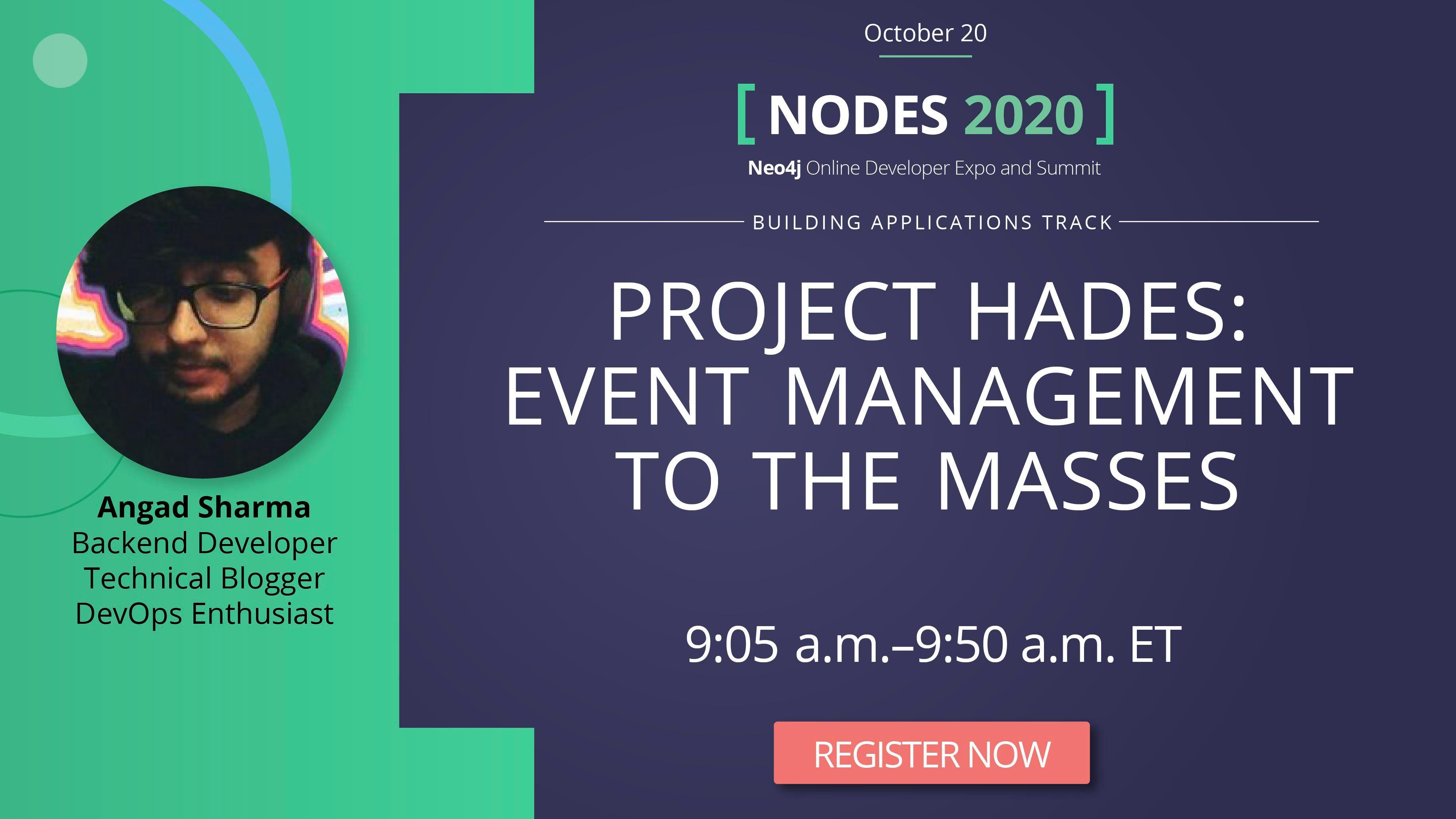 NODES 2020 | Neo4j Conf