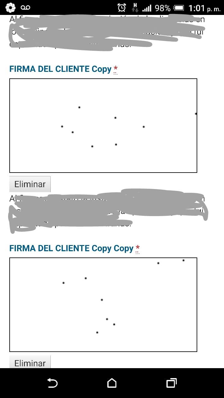 Angular 2 Signature Pad