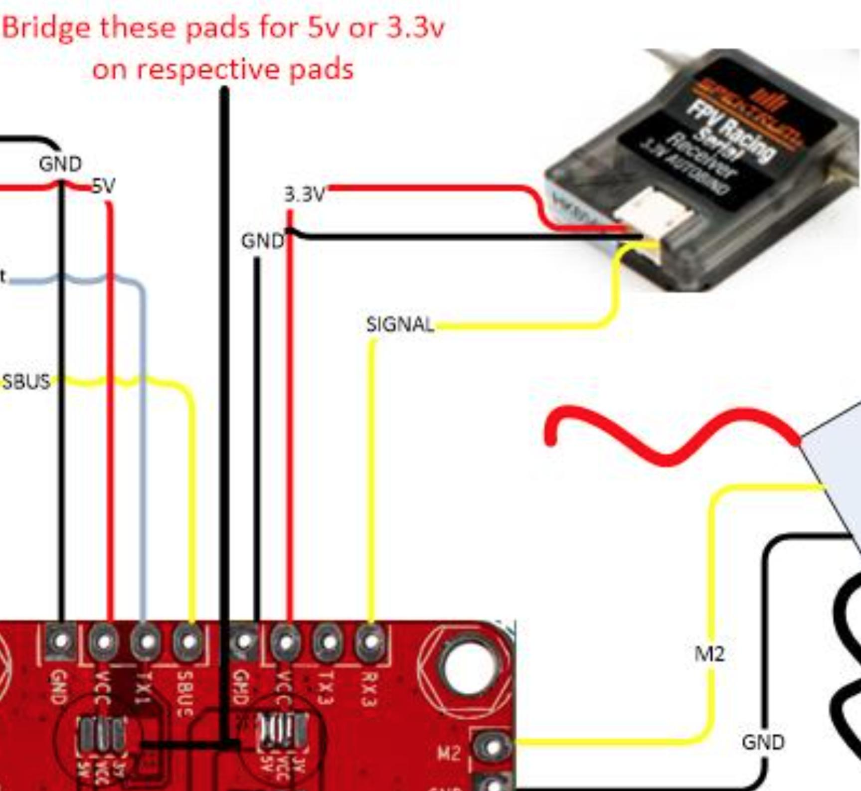 Cc3d Wiring Diagram Spektrum Receiver