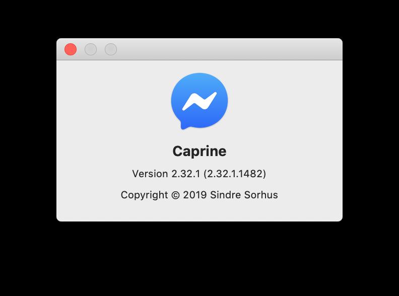 caprine - Bountysource