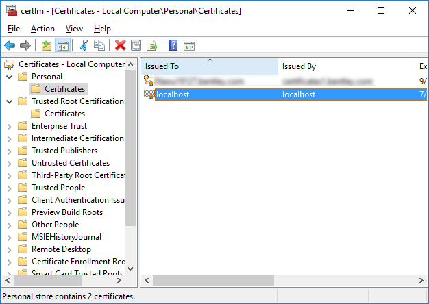 Can't start with F5 using IIS Express · Issue #1608 · aspnet