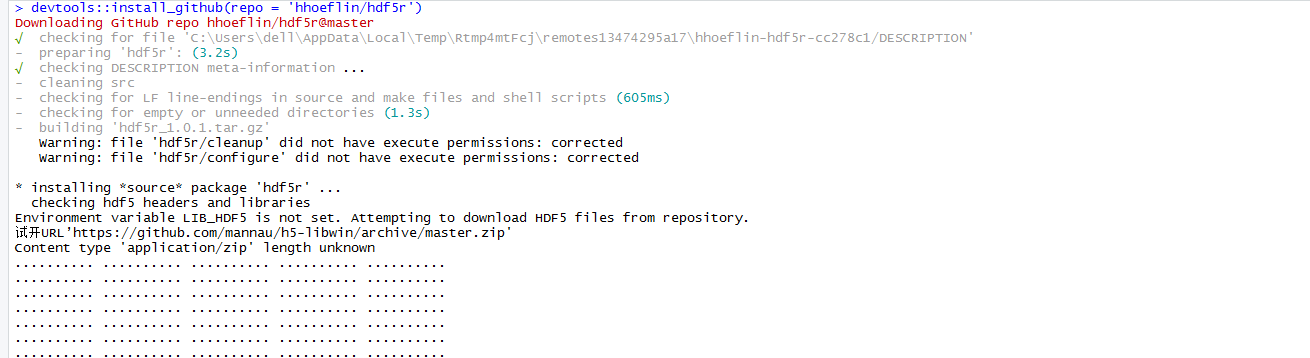 failed to install hdf5r - Bioinformatics Stack Exchange