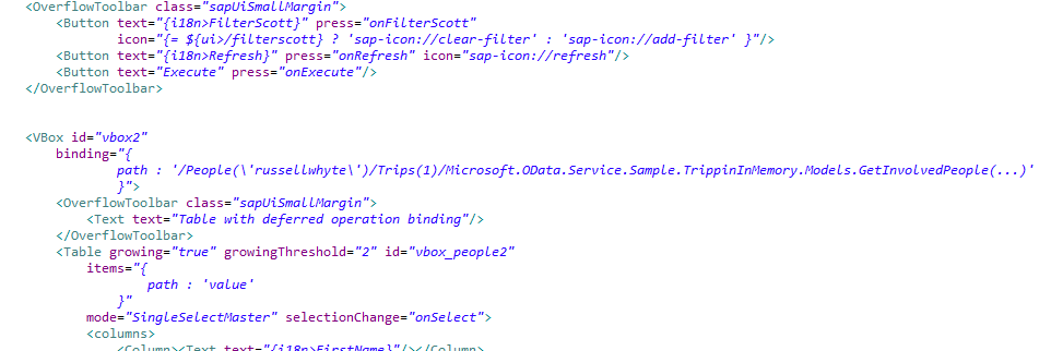 odata V4 - Issue with Deferred Operation Binding? · Issue #1727