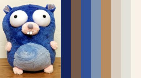 GitHub - joshdk/quantize: 🎨 Simple color palette quantization using