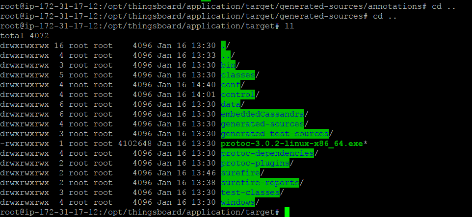 Thingsboard installation failed · Issue #445 · thingsboard