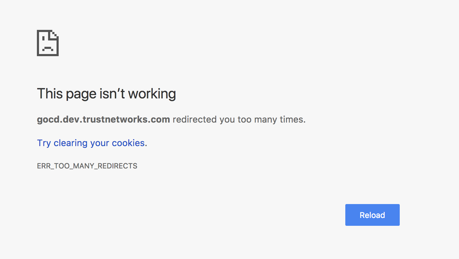 Too Many Redirects · Issue #4 · gocd-contrib/google-oauth