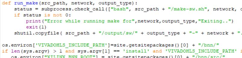 Install Pynq
