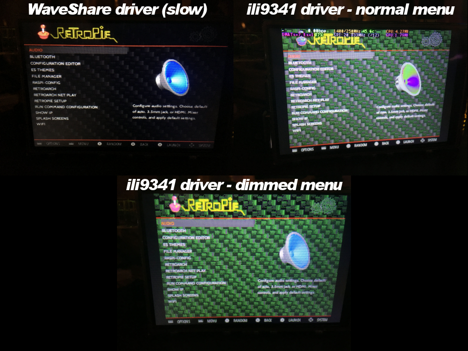 Issue with Waveshare 3 5(B) IPS v2 · Issue #83 · juj/fbcp-ili9341