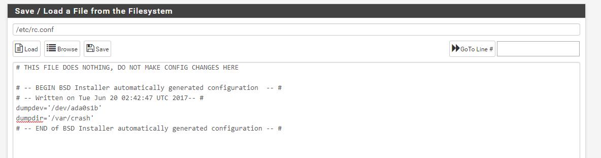 netdata service fails to start - pfsense · Issue #3469 · netdata
