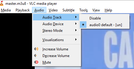 How to use alternative audio tracks with HLS VOD stream by ngin-vod