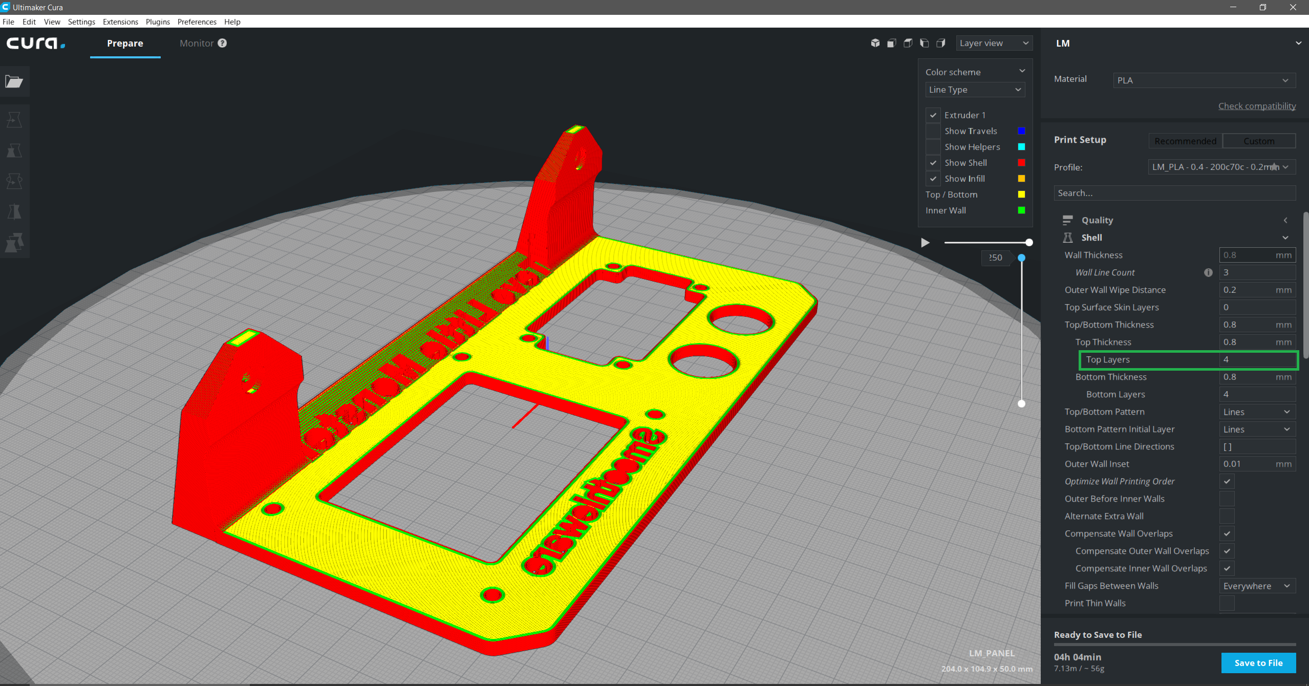 Cura 3 2 Beta wont slice some 3 1 curaproject 3mf files