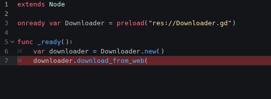 Real time downloader not working.