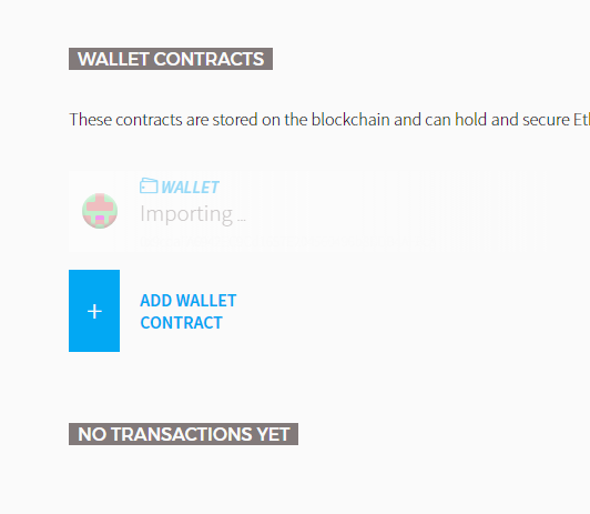 Import wallet contract problem · Issue #4032 · ethereum/mist · GitHub