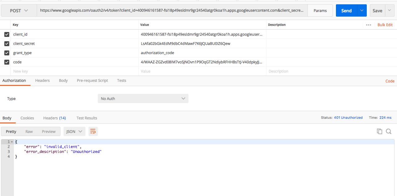 Access token for server use  · Issue #57 · googlesamples/google