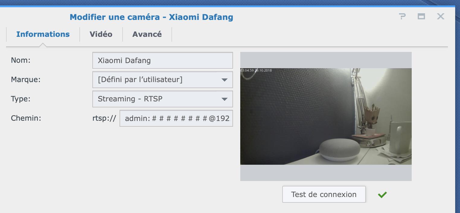 Dafang + Ds Cam Synology · Issue #213 · EliasKotlyar/Xiaomi-Dafang