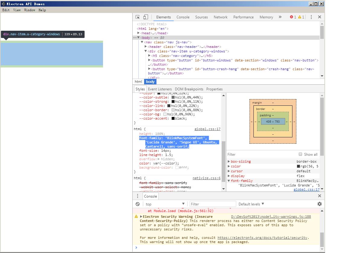 Display nothing inside window? · Issue #371 · electron/electron-api